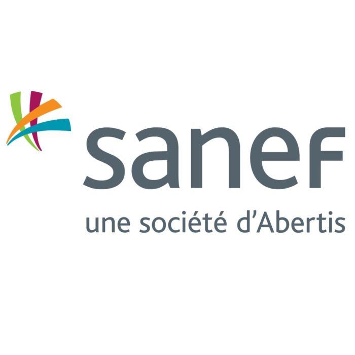 logo sanef client the bon sens communication compiègne