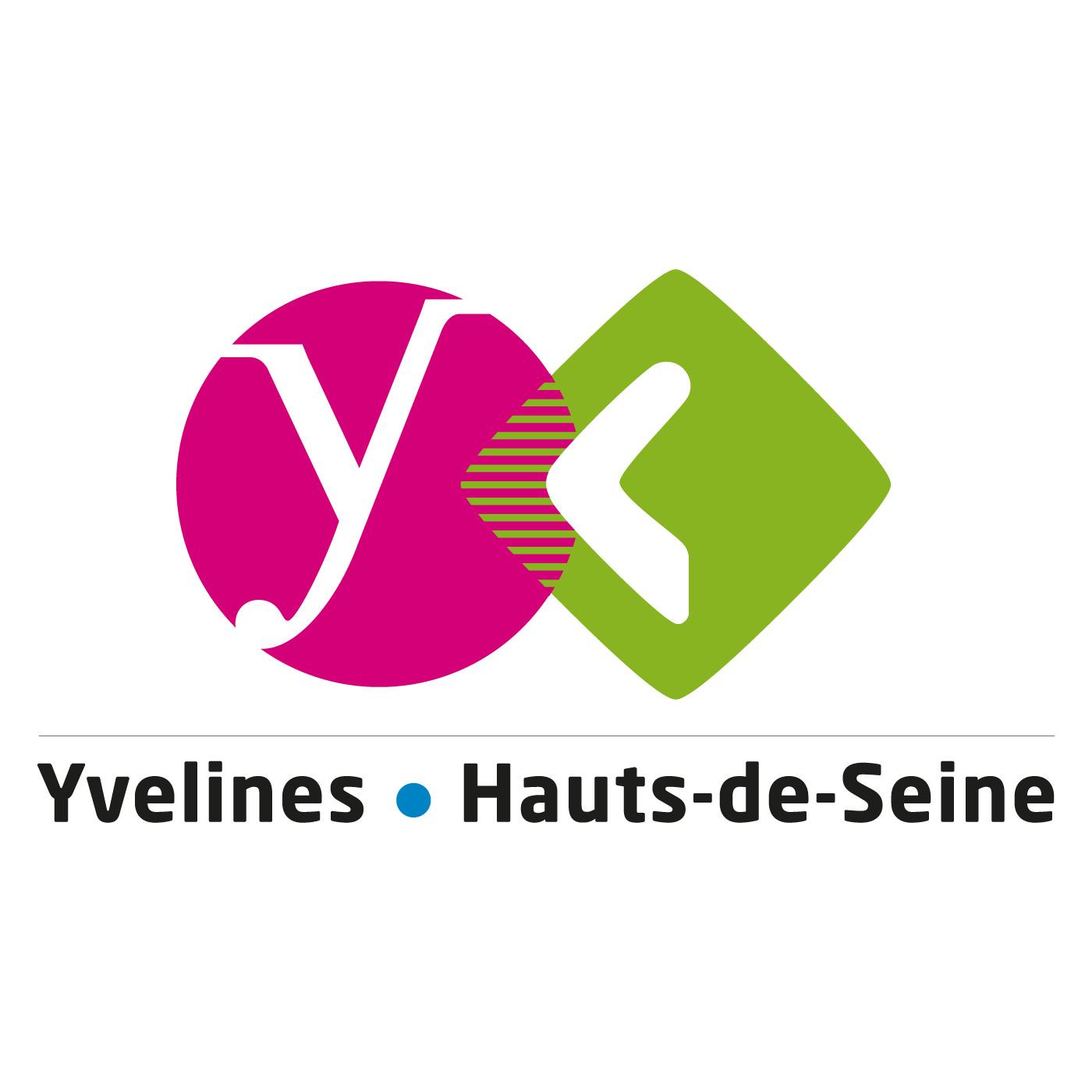Logo départements yvelines et hauts de seine